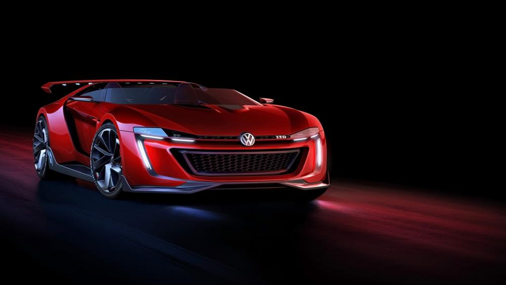Volkswagen GTI Roadster wallpaper