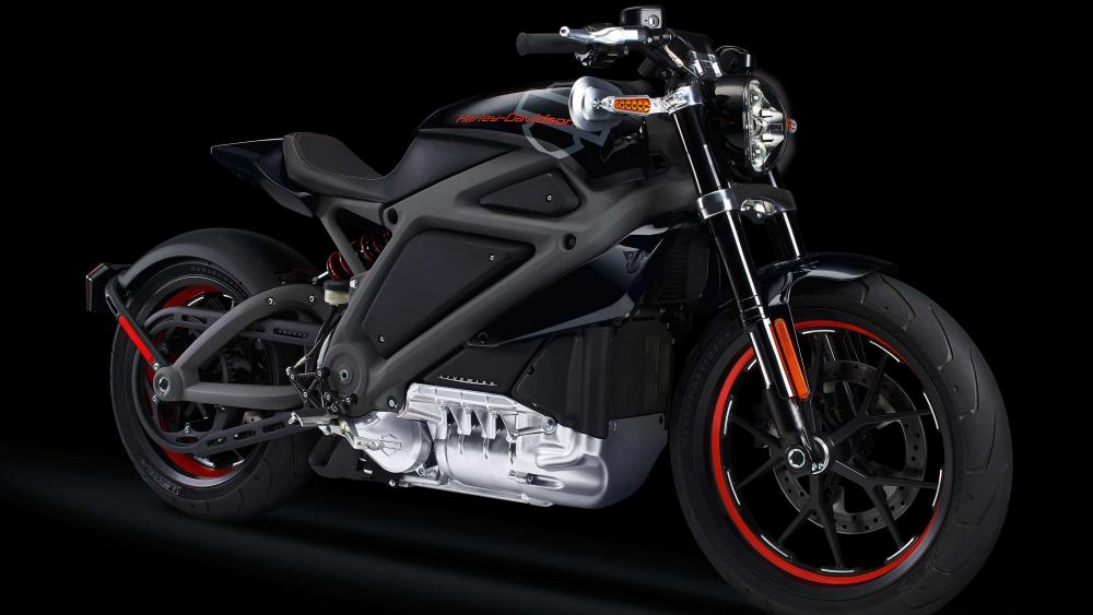 2018 Harley Davidson LiveWire Electric Bike wallpaper