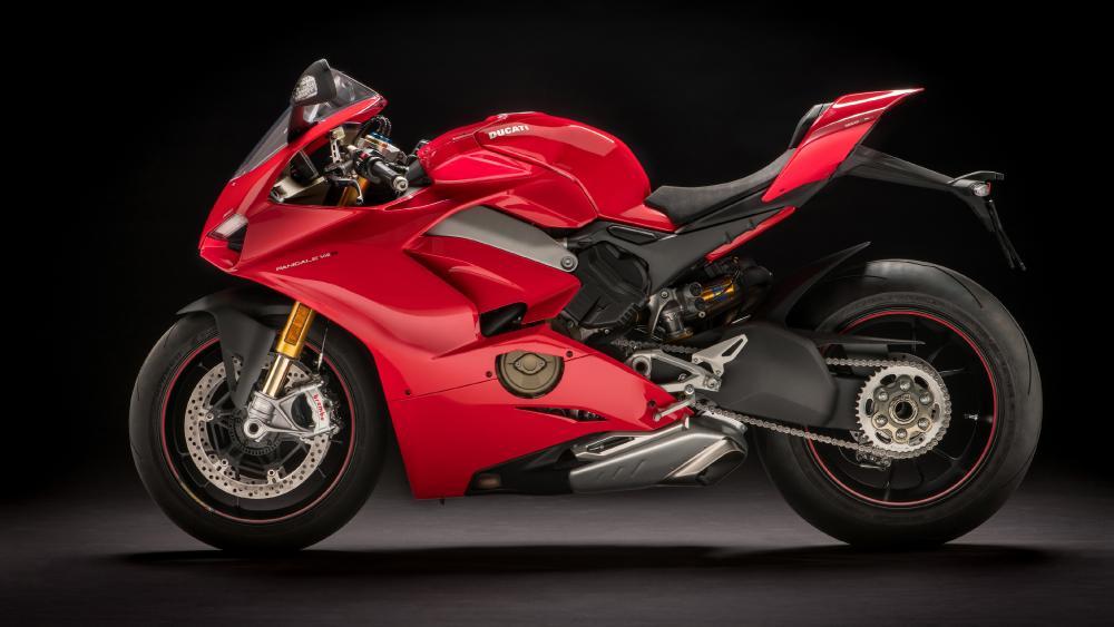Ducati Panigale V4 S 2018 wallpaper