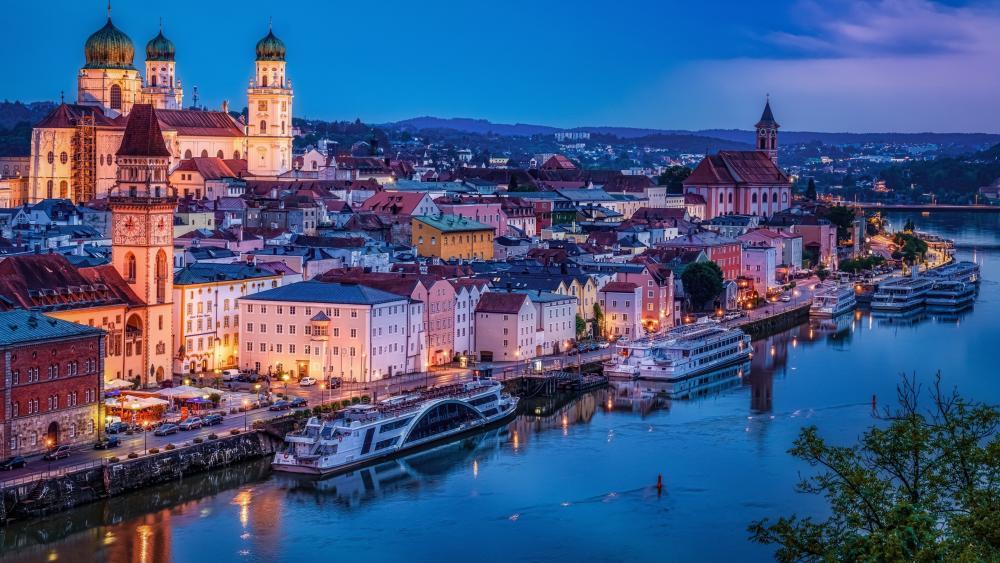 Passau wallpaper