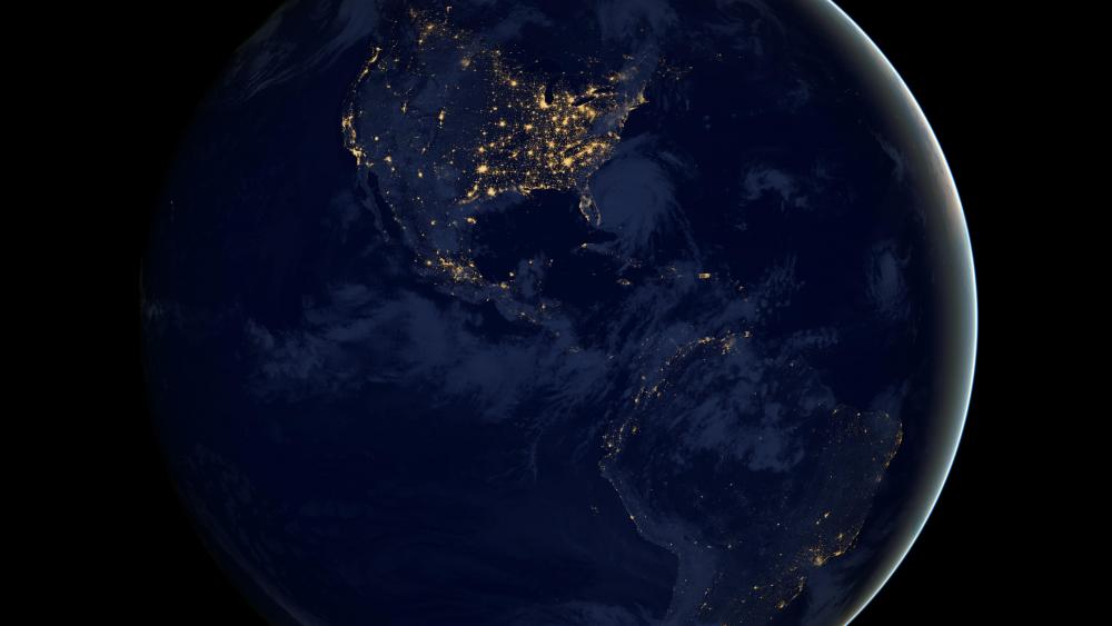 The Blue Marble (The America's) wallpaper