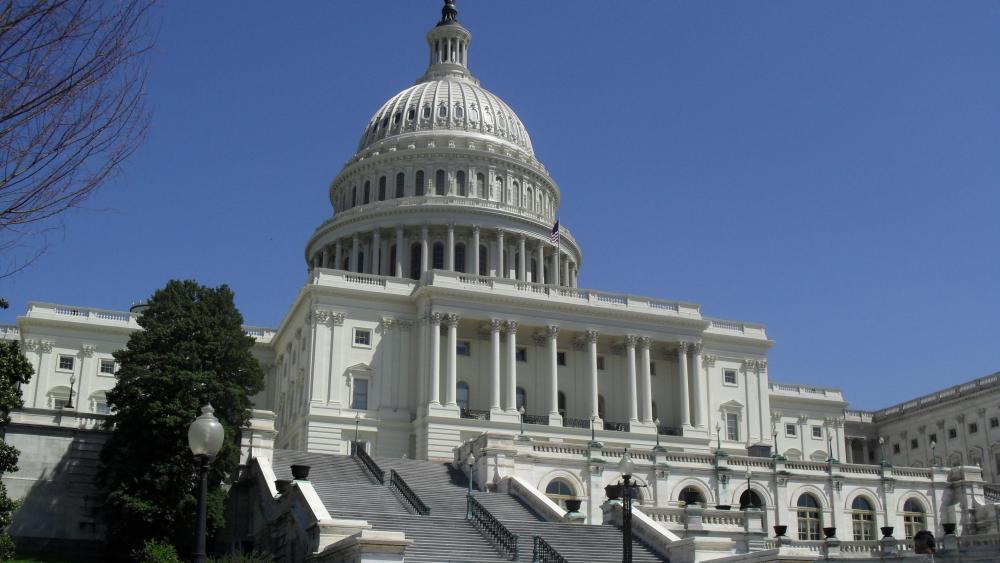 Capitol Building wallpaper