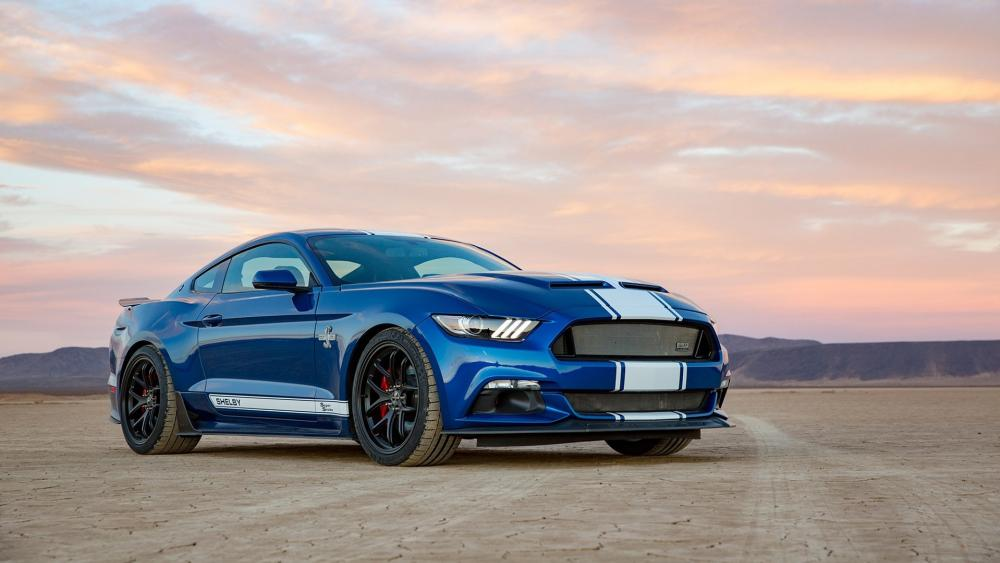 2017 Shelby Mustang Super Snake Marks wallpaper