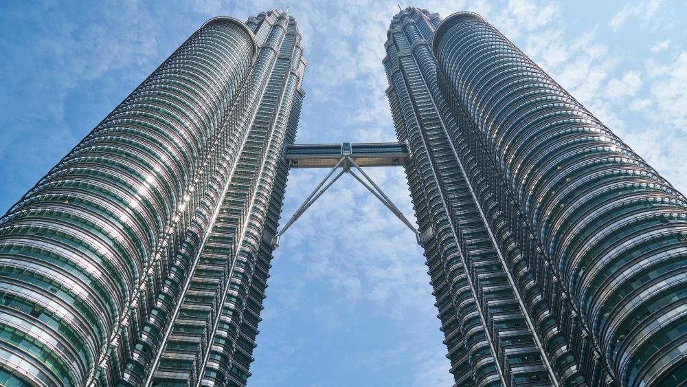 Petronas Twin Towers wallpaper