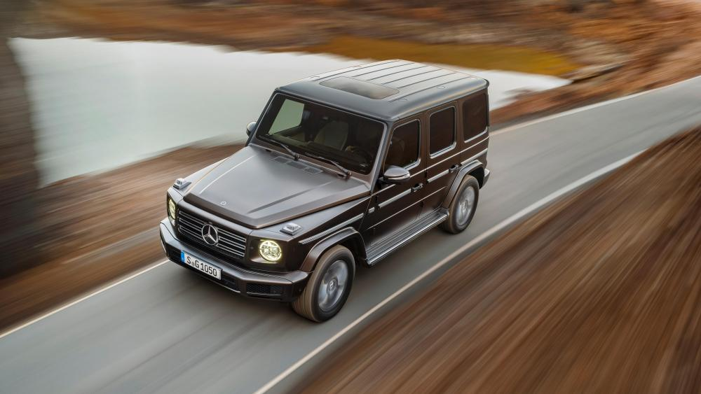Mercedes-Benz G-Class wallpaper