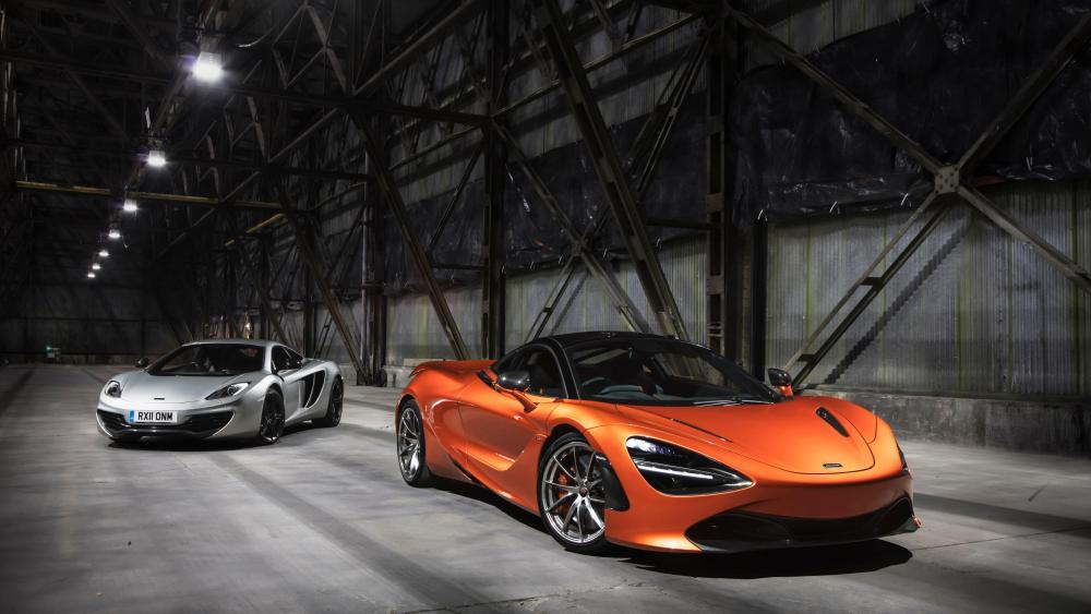2018 McLaren 720S wallpaper