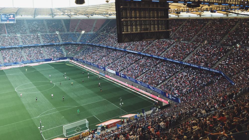Kaliningrad Stadium in Russia wallpaper