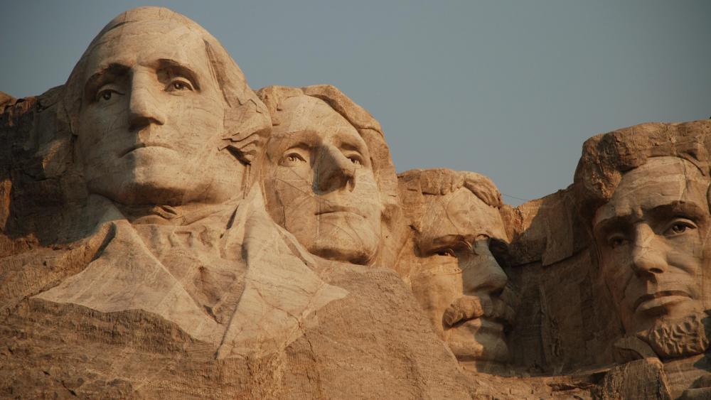 Mount Rushmore wallpaper