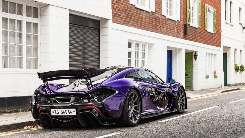 McLaren P1 wallpaper
