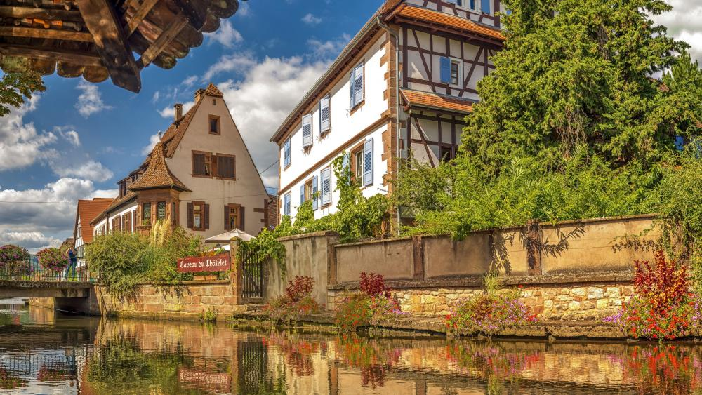 Wissembourg wallpaper