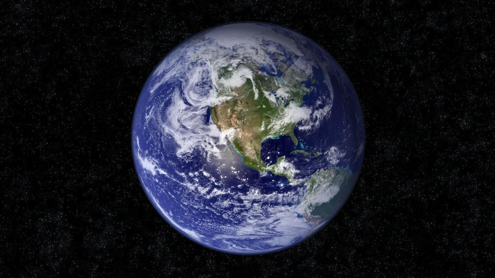 The Earth wallpaper