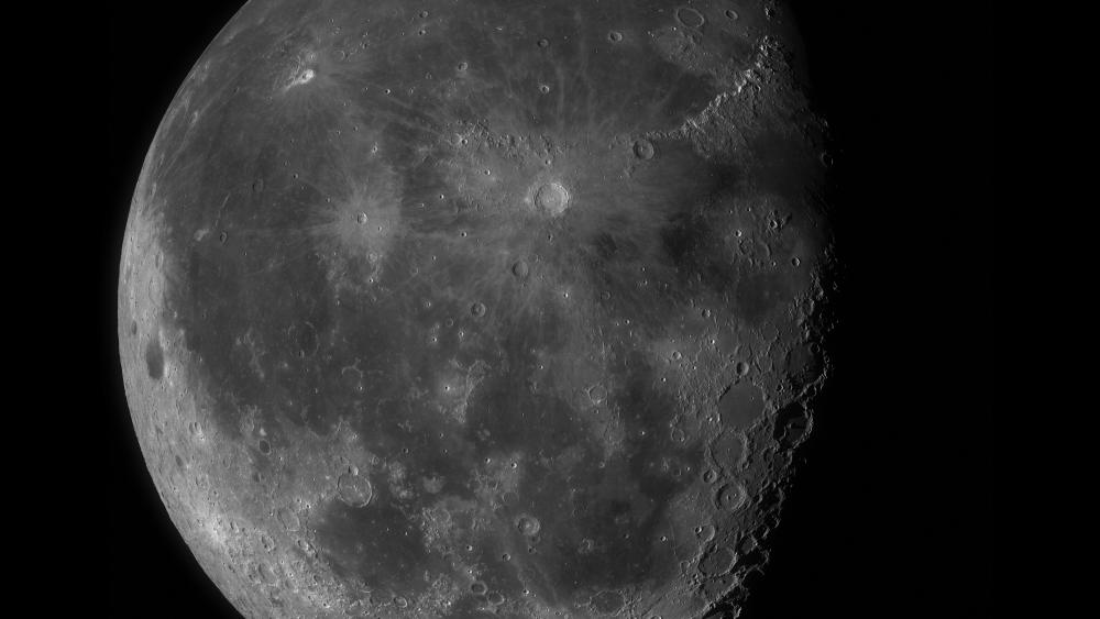 Moon LRO wallpaper