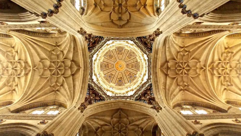 Salamanca Cathedral wallpaper