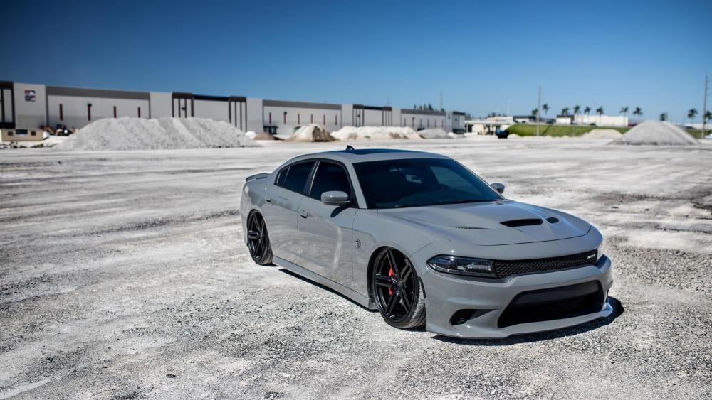 Dodge Charger SRT Hellcat wallpaper