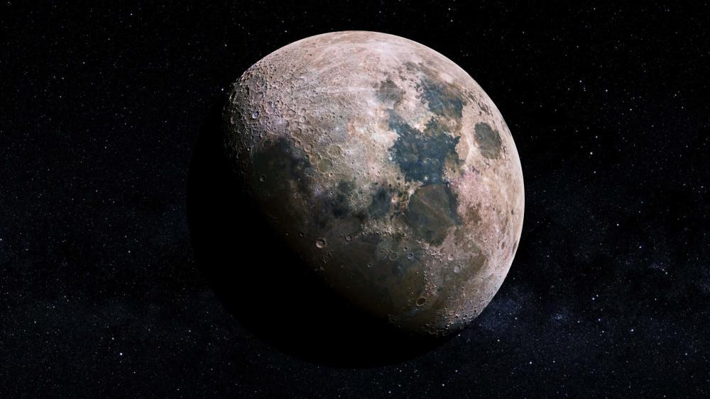 Moon 🌑 wallpaper