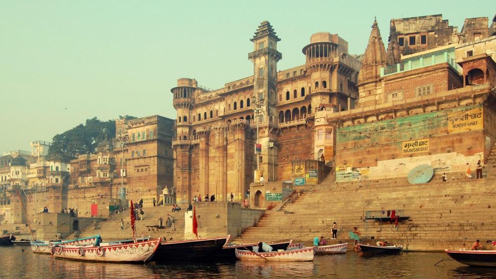 Varanasi (India) wallpaper