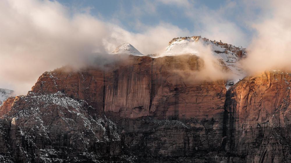 Zion National Park, Utah wallpaper