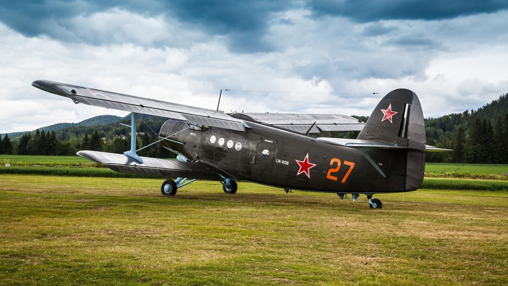 Antonov An-2 wallpaper