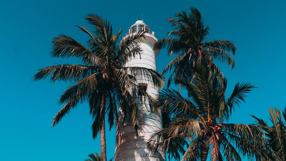 Galle Lighthouse - Sri Lanka wallpaper