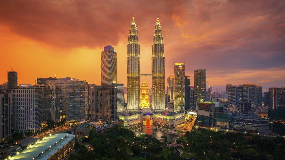Petronas Towers (Kuala Lumpur) wallpaper