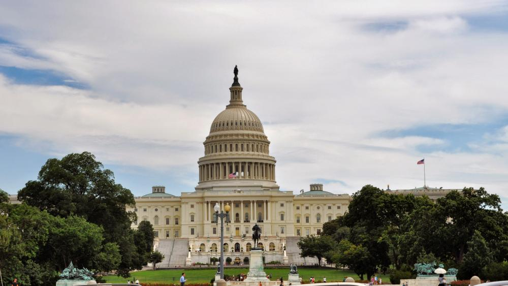 United States Capitol Building in Washington wallpaper