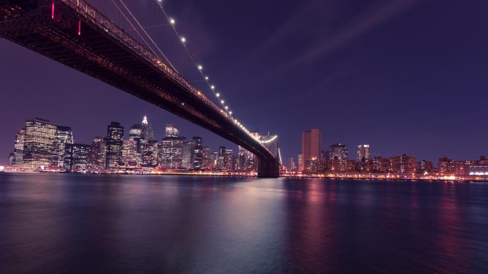 Brooklyn Bridge wallpaper