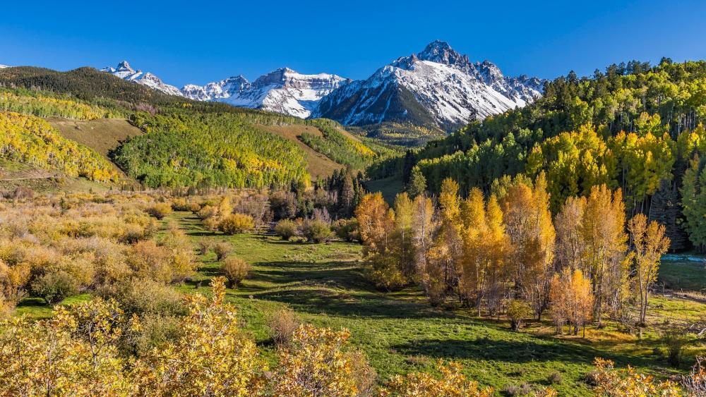 San Juan Mountains (Ouray, Colorado) wallpaper