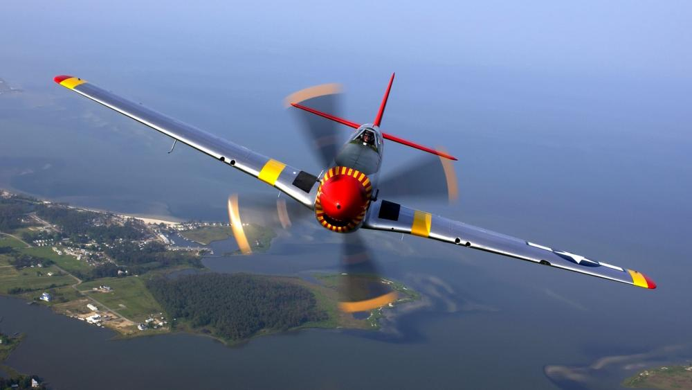 Propeller Ascending wallpaper