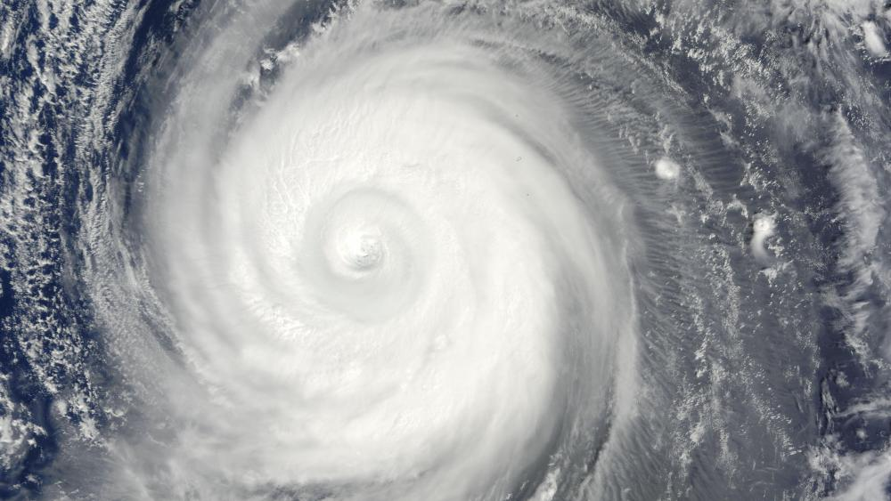 Super Typhoon Choi-Wan wallpaper