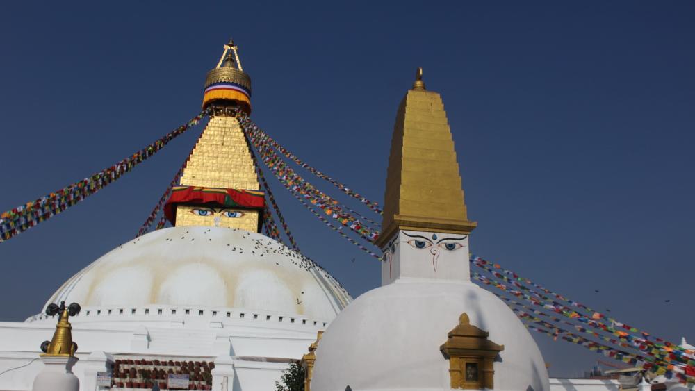 Boudha Stupa, Kathmandu wallpaper