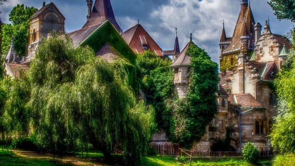 Vajdahunyad Castle (Budapest) wallpaper