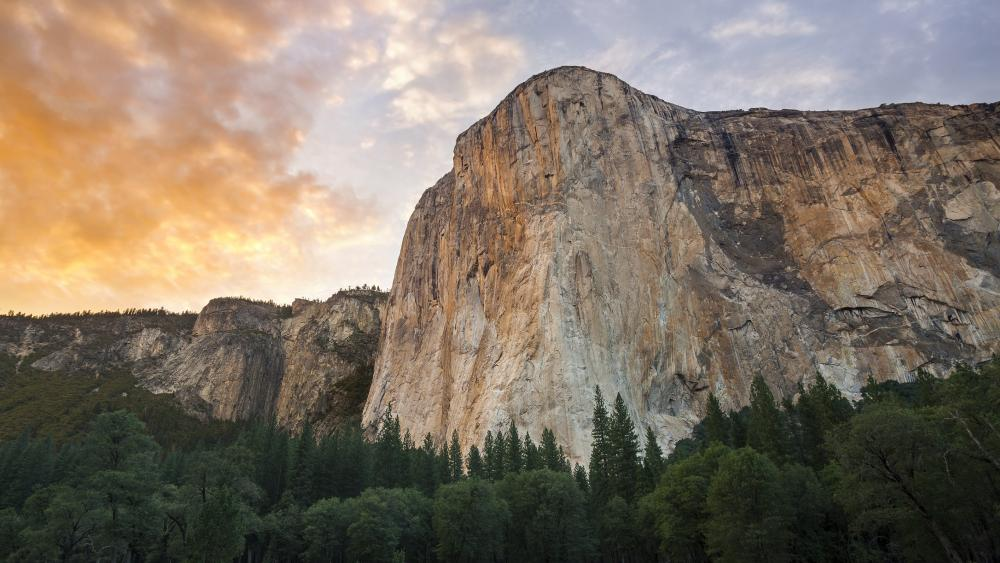 Yosemite National Park, El Capitan wallpaper