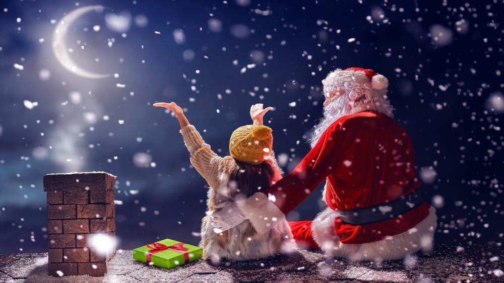 Christmas Dream wallpaper