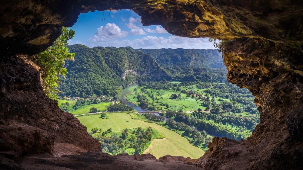 Cueva Ventana (Puerto Rico) wallpaper