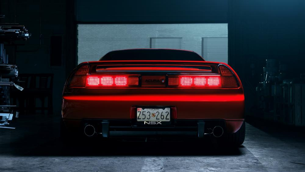 Honda NSX wallpaper