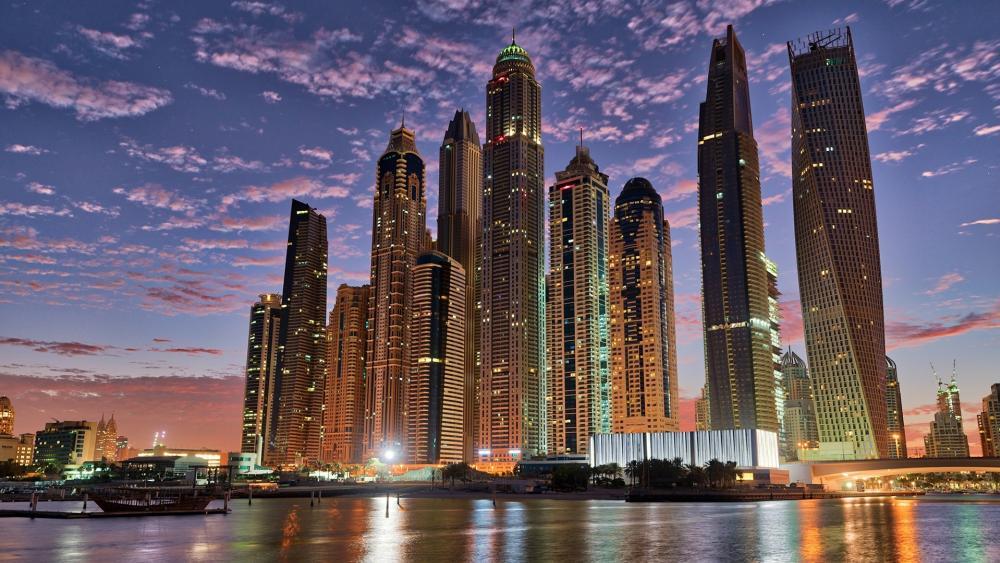 Dubai, United Arab Emirates wallpaper