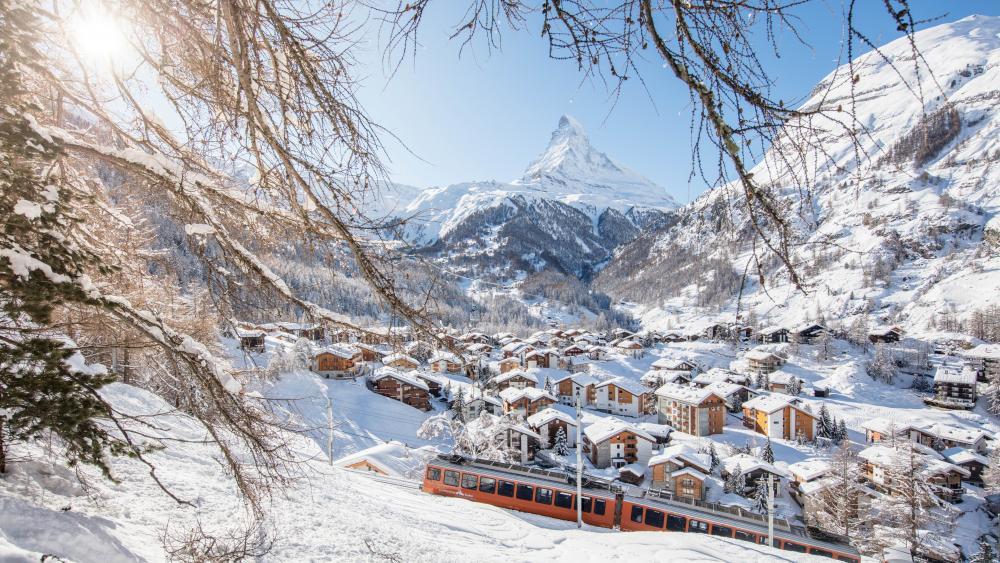 Zermatt-Matterhorn wallpaper