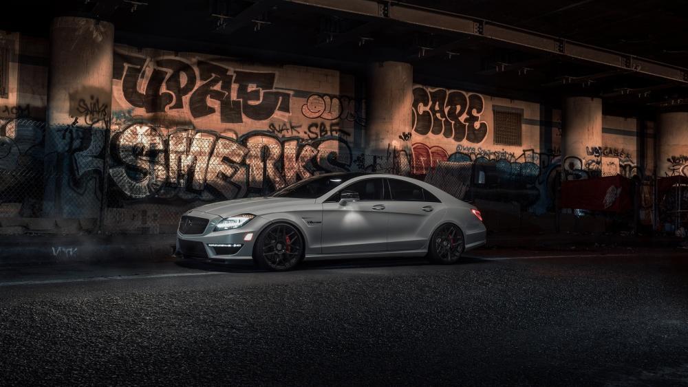 Mercedes-Benz CLS-Class wallpaper