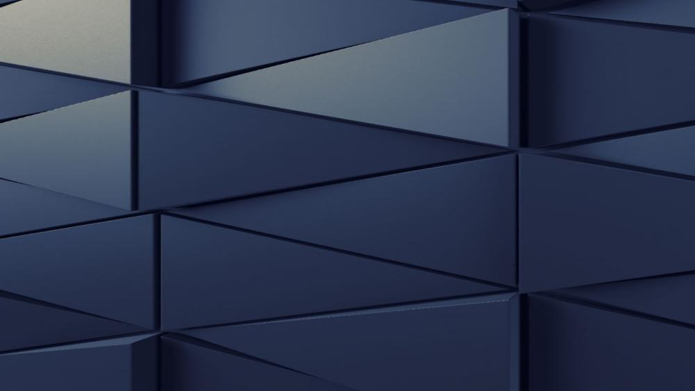 Triangle Trio wallpaper