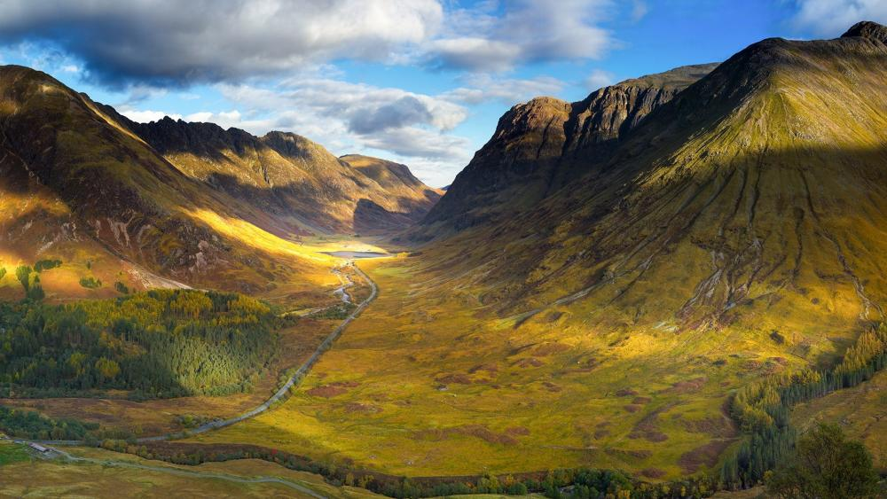 Glencoe (Scotland) wallpaper