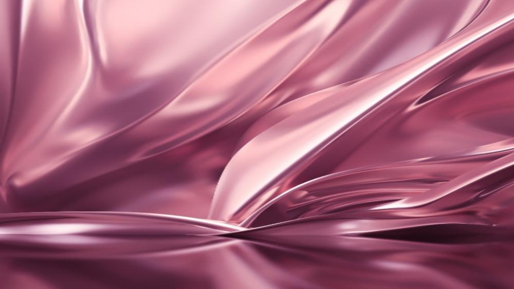 Metallic Silk wallpaper