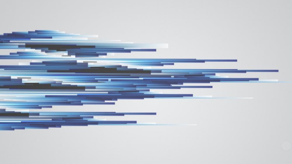 Blue Dot Race wallpaper