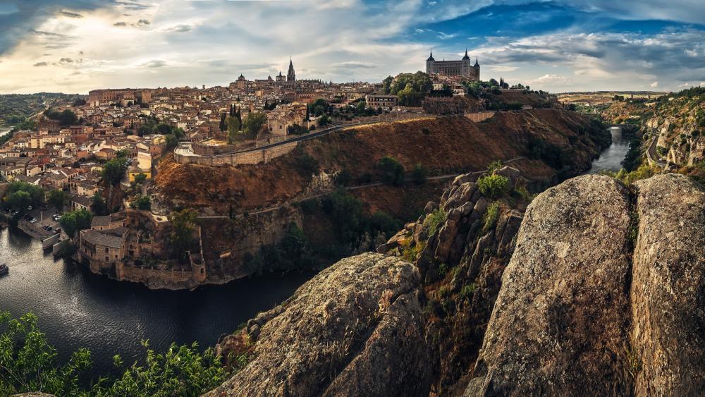 Toledo wallpaper