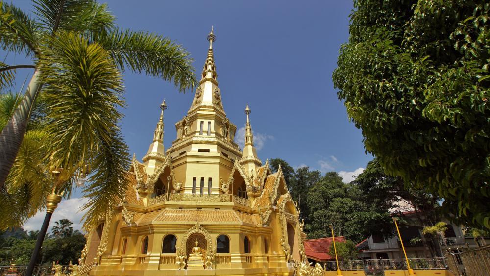 Golden Temple wallpaper