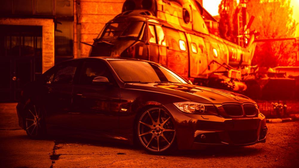 BMW E90 wallpaper