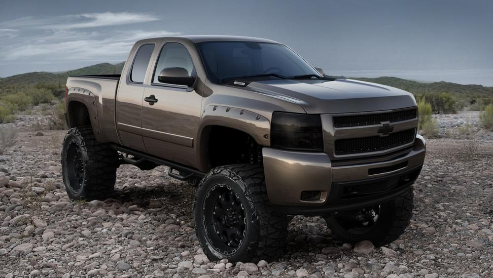Chevrolet pickup wallpaper