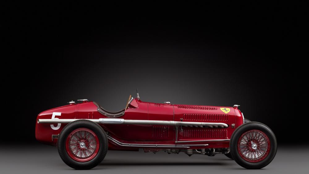 Alfa Romeo P3 wallpaper