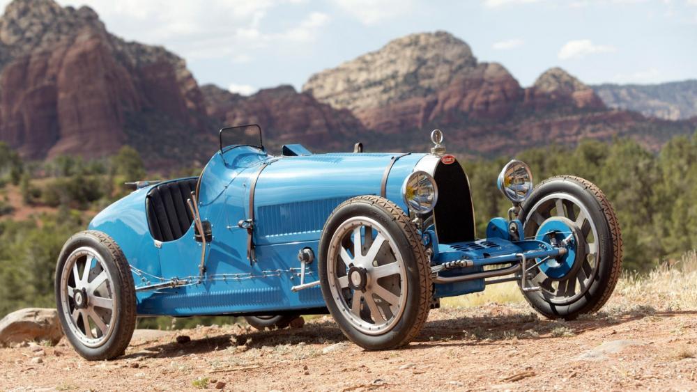 Bugatti Type 35 wallpaper