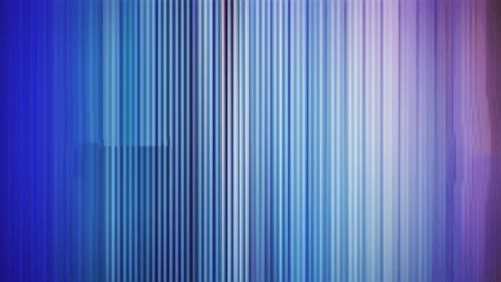 Blue Bars wallpaper