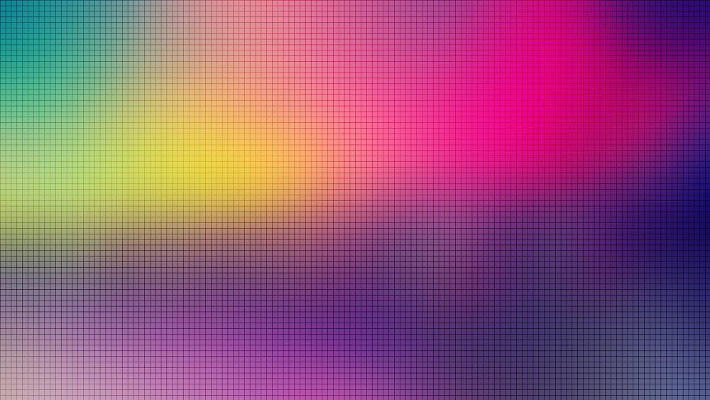 Neon gradient wallpaper
